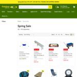 Stormlight $19.90 (Was $60), Duffle Bag 70 Litre $29.95 (Was $65), Blazer Torch $6.60 (Was $14) + More @ Outdoor Connection