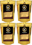 4x470g Fresh Roasted Coffees $59.95 Incl Free Shipping @ Manna Beans