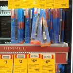 Rimmel Makeup from $2 at Coles