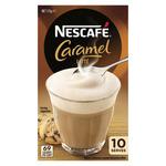 Nescafe Cappuccino / Mocha / Caramel Latte Sachets 10pk $3.15 @ Coles (P/B Reject Shop or Amazon S&S $2.84)