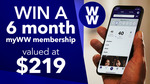 Win 1 of 2 6-Month myWW Memberships Worth $219 from Seven Network