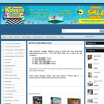 20% ~ 75% off RRP on Selected Board Games + $9 Shipping @ Advent Games
