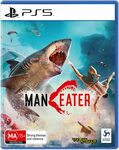 [PS5, Pre Order] Maneater $49 Delivered @ Amazon AU