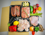 [ACT] Weekend Special Barbeque Family Pack + Whole Chicken $70 Delivered @ BBQ Box Foods (Canberra)