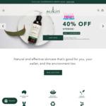 40% off Sitewide @ Sukin