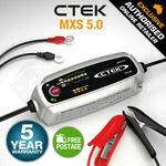 [eBay Plus] CTEK MXS 5.0 12V 5Amp Smart Battery Charger - $84.80 + Shipping @ Mytopia eBay