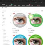 25% off Storewide @ Halloween Contact Lenses