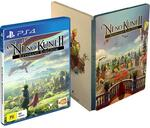 [PS4] Ni No Kuni II: Revenant Kingdom Steelbook Edition $9 C&C or + Delivery @ JB Hi-Fi