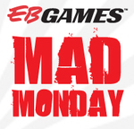 EB Games Mad Monday Sale - Parrot AR Drone $199 Free Delivery + Other Deals
