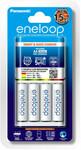 Eneloop Smart & Quick Charger 4x AA Batteries $29.50, 4x AA Eneloop Pro $17.50 + Delivery or Free C&C @ Bing Lee