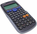 Casio Scientific FX82AU-Plus Calculator $5 + Shipping (Free C&C) @ Big W