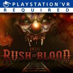 [PS4] Until Dawn: Rush of Blood (VR game) $8.73 (was $24.95)/DOOM II (Classic) $3.77/Snake Pass $5.99 (was $29.95) - PS Store