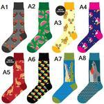 Socks Unisex (40 New Designs) - $2.79 Delivered @ Luggage Online