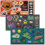 Splatoon 2 Sticker Set/Postcard Collection - 50/300 Platinum Points + $7.95 Shipping @ My Nintendo Store