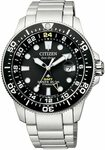 Citizen Promaster Marine Diver's 200m GMT Titanium BJ7110-89E $389 Delivered at Watchdirect