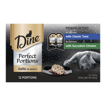 Dine Perfect Portions Cat Food 12x37.5g $8.99 (Was $19.99) + Delivery @ Pet Station