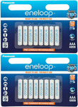 2x Panasonic Eneloop AAA Rechargeable NiMh Batteries 8-Pack $53.55 Delivered @ TechLake