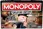 Monopoly - Cheaters Edition for $9.84 (Was $45) + Delivery ($0 with Prime/ $39 Spend) @ Amazon AU