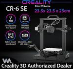 Creality 3D Printer CR-6 SE $423.96 ($413.36 eBay Plus) Delivered @ Vicmall eBay