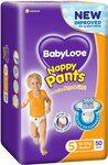 [Prime] BabyLove Premium Nappy Pants Size 5 (2x50 Pack) $30.08 Delivered @ Amazon AU