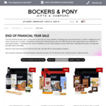 30% off Selected Hampers @ Bockers & Pony