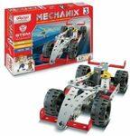 Mechanix Engineering System for Creative Kids 5 Models $12.60, 15 Models $22.40, 18 Models $33.60 + Shipping @ Multitoys