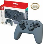 [Prime] Nintendo Switch Pro Controller Action Grip & Thumb Buttons - Grey (B07BYJ2M4P) $9.95 Delivered @ Amazon AU