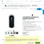Alienware Aurora R12 Desktop w/ i7 11700F & RTX 3080 $3,649.00 Delivered @ Dell