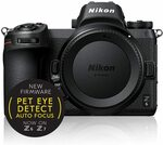 Nikon Z6 Mirrorless Camera (Body Only) $1669.95 Delivered + More @ Amazon AU