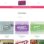 Free Print & Play Board Games @ PNPArcade