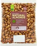 Australian Natural or Roasted & Salted Almonds 750g $8 @ Woolworths