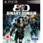 Binary Domain PS3 & XBOX 360 $22.22 + $4.90 P/H