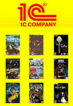 1C Complete Pack for $US20.92 - over 80 Games!