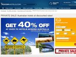 40% off at Many Accor Hotels in Australia - from 10th May - 30th June