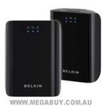 53% OFF The Belkin 500MB Powerline Kit Dual Pack. $46.98+$3.95 Delivery + Server 55% off MegaBuy