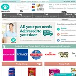 Free Cosy Dog Bed with Purchase of 6kg or over Eukanuba Dog Food