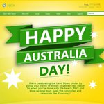 Free XBOX GOLD LIVE 25th - 29 Jan 2013 Australia Day and One Month of FOXTEL Free
