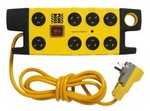 HPM Plug Boss 8 RCD Powerboard $38 Mitre10 or $34.20 Price Beat at Masters/Bunnings (Norm. $56)