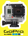 Win 1 of 3 GoPro HERO3 Waterproof Action Cameras [Facebook]
