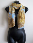Australian Made Silk Scarves, Designs Painted by Local Artist. Was $95, Now $75