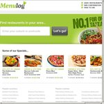 MENULOG $5 off Your Order with Code 59EAFB