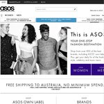 30% off ASOS Storewide, 24 Hours Only + FREE Shipping (Extended)