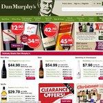 Dan Murphy's FREE SHIPPING Coupon Code