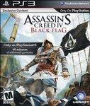Assassin's Creed IV: Black Flag PS3 $29.99 USD @ Amazon