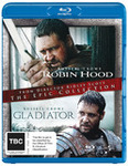 Robin Hood / Gladiator (2 Disc Set) for $19.99 + Delivery ($7.90) @ Mighty Ape