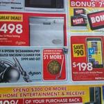 Dyson DC54 Animal Pro + DC35 Multi Floor Stick Vacuum $1000, Nokia Lumia 625 $198 @ HN 26/04 Only