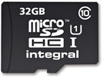 Integral 32GB UltimaPro Micro SDHC Card 40MB/s - Class 10 ~ $20 Delivered from MyMemory.co.uk