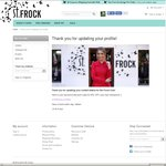 30% off St Frock