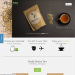 14 & 28 Day Detox Tea - Now Just $24 & $40 with FREE Shipping within Australia @ Activitea