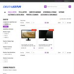 """Digitalstar Acer Monitor Sale Full HD 24"""" $139 21.5"""" $99 + Freight from $8.90 or in Store Pickup"""